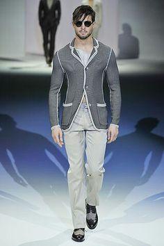 Armani 2013 Fashion Show