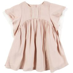 louise misha swan ruffle dress,  waistline goes down into opposite curve in the back