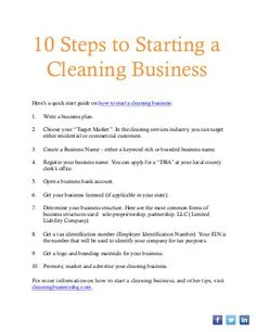 160 Catchy Name Suggestions For Your Cleaning Business Cleaning