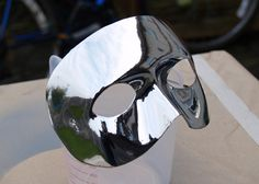 Chrome Sprayed Mask