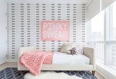 Cute girl's bedroom !