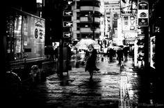 Shinjuku Rain | Silence of Silence