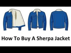 How To Buy A Sherpa Jacket – Classic Men's Utility Jackets | Denim | Leather | Cotton