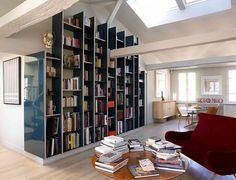 Apartment in Paris by Régis Larroque | HomeAdore