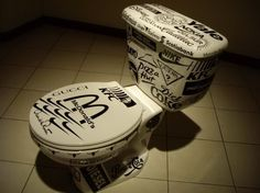 Creative and Funny Toilet Seat Accessories