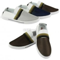 more photos 9c4aa 4098e Men s Boat Shoes Casual Breathable Shoes Casual Wear, Casual Shoes, Casual  Dresses, Boat
