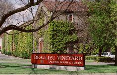 Beaulieu Vineyards  Napa Valley  California