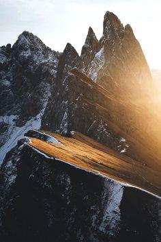 "souhailbog: "" Magical Sunrises By Hannes Becker | More """