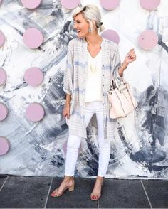 My kimono is finally on major sale {$37} I love that it can also be a coverup or a button down shirt. So many uses!! \\ Get all the details of my outfit via @liketoknow.it >> http://liketk.it/2rI7T #liketkit #LTKsalealert #LTKunder50 #LT