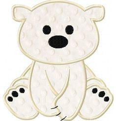 Baby Polar Bear Onesie.