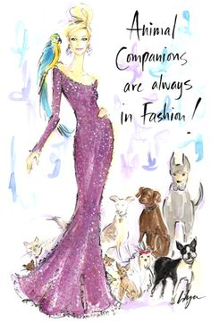 Animal Companions...