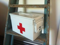Ammo box first aid kit