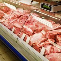 Slagerij voor honden: Duitse slager verkoopt alleen vlees voor honden.