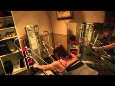 The Ultimate Backside Express Workout using the Total Gym by Maria Scally, MS, CSCS