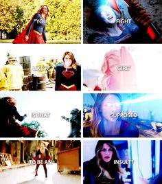 Kara Zor-el #Supergirl #Season1