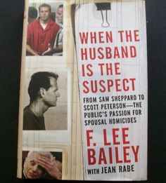 When the Husband is the Suspect 2008 HC DJ 1st ed. (111614-1397) justice, murder - $3.00