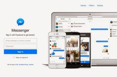 Facebook Messenger Lands On The Web
