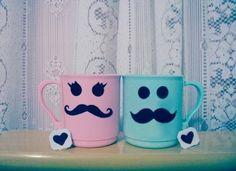 Mr.& Mrs. :D