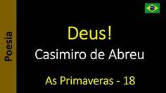 Casimiro de Abreu - 18 - Deus!