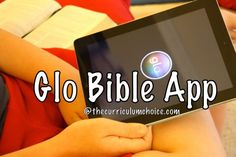 With this amazing Bible, you can carry your iPad to church.