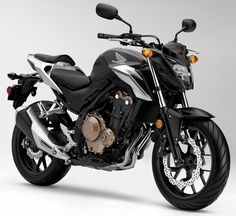 2016 Honda CB500F Review of Specs & Changes - Naked Sport Bike / Motorcycle | Honda-Pro Kevin