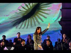 25 de MAY. 205º Aniversario de la Revolución de Mayo. Cadena Nacional. Cristina Fernández. - YouTube