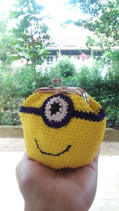Purse coin minion