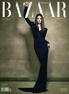Harper's Bazzar Spain Cover, September 2011.. www.fashion.net