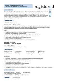 10 Best Professional Resume Samples images   Job goals, Professional ...