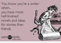 I have no ideas for writing?