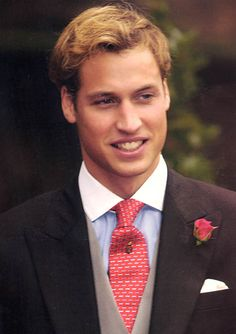 A Young Prince William.