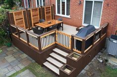 patio en bois - Google Search