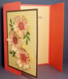 08/29/2013  Flower Shop | Flower Shop Stamp Set with 6 flower images that ALL fit in the Pansy Punch!