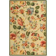 Safavieh Chelsea Hayleigh Hand Hooked Wool Area Rug, Green