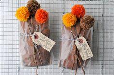 Thanksgiving hostess & teacher gifts