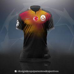 Leitor gb | Terceiras camisas de PSG, Barcelona, Real Madrid, Roma, United ganham sugestões ousadas de design