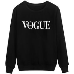 New Fashion Sweatshirt With Letter Print (€9,26) ❤ liked on Polyvore featuring tops, hoodies, sweatshirts, sweater pullover, patterned tops, print sweatshirt, print top and collared sweatshirt