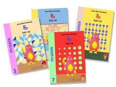 Po serien er lydrette bøger til begynderlæsningen. Tags: Lydrette bøger, læsning, undervisning, undervisningsmaterialer, læring, folkeskolen.