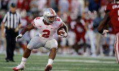 How high can record-setting JK Dobbins lift Ohio State? = You want to talk running backs? Ohio State University is a great place to start. Archie Griffin, the only two-time Heisman Trophy winner, is the gold standard and Eddie George also struck that stiff-arm pose. Pioneering old-school players such as Hopalong Cassady, Les Horvath and.....
