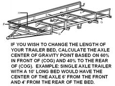 Champion Trailers sells utility trailer kits for single and tandem axle units. With these kits, you can easily build one yourself. Log Trailer, Toy Hauler Travel Trailer, Atv Trailers, Trailer Diy, Trailer Plans, Trailer Hitch, Utility Trailer Kits, Homemade Trailer, Welding Trucks