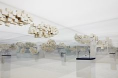 "WWD on Twitter: ""Mathias Kiss has created a mirrored room at the Boucheron's Paris flagship"""