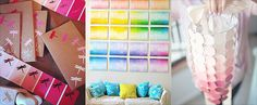 33 Awesome Ways to Upcycle Paint Chips