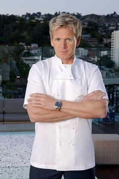 Gordon Ramsay..lord have mercy, love this man!!!