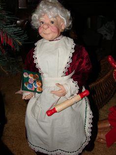 Mrs Santa MMR