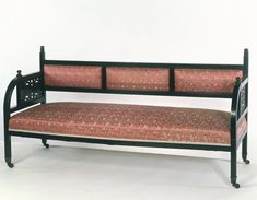 Settee | Godwin, Edward William | V Search the Collections