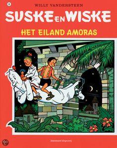 68 - Suske en Wiske -Het eiland Amoras