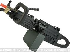 Mugen Fire Custom ChainSAW Zombie Killer A&K M249 Airsoft Machine Gun