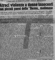 ATROCIOUS VIOLENCE ON WOMEN INNOCENT MADE FROM PARTISAN