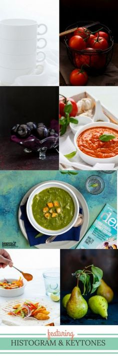 Food Photography – Histogram & Key Tones   Sandhya's Kitchen