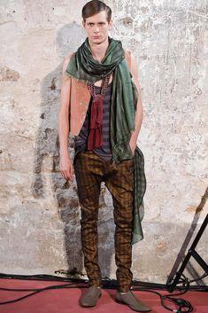 Haider Ackermann Spring 2015 Menswear Collection Photos - Vogue
